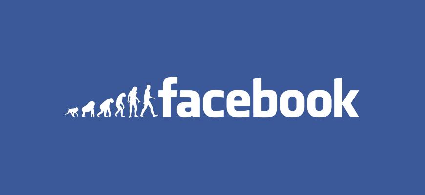 Evolucion de facebook en sus 10 años de historia