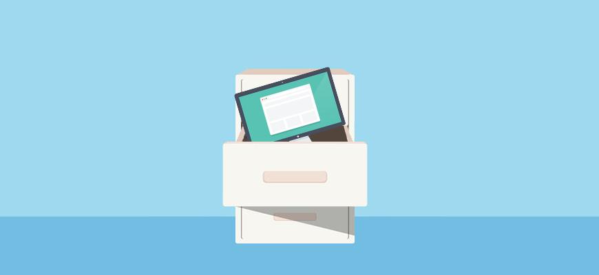 Ideas de diseño web que debes tirar a la basura