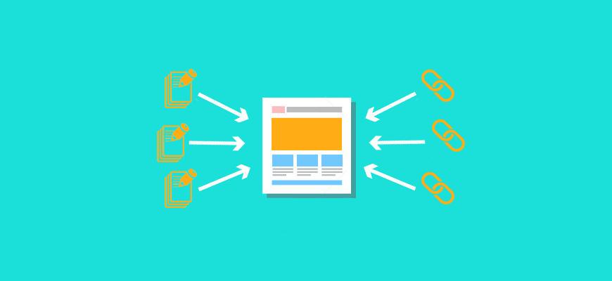Las estrategias de link building y marketing de contenidos van de la mano
