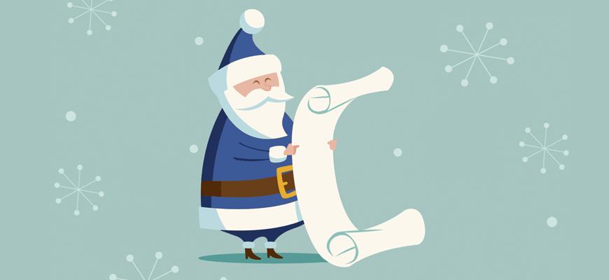 Carta a Facebook por Navidad