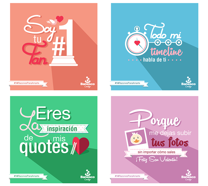 Frases de San Valentín 2.0