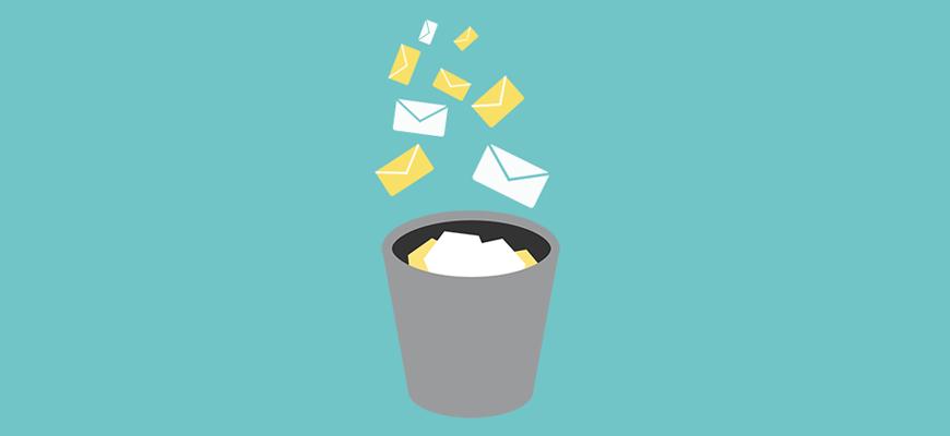 Por qué eliminar suscriptores inactivos de tu lista de correo
