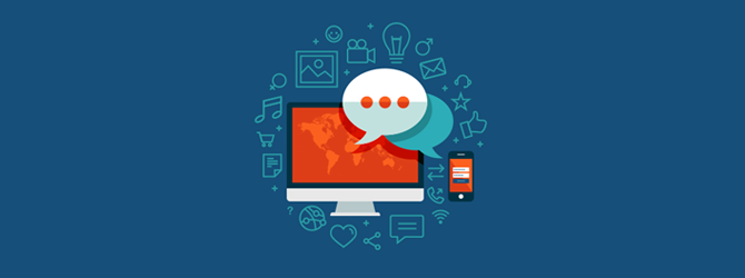 Redes sociales como forma de comunicación