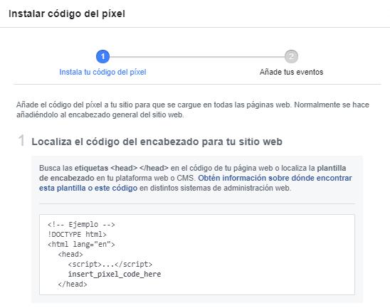 Pixel de Facebook: Guía completa para entender y configurarlo en 2019 7