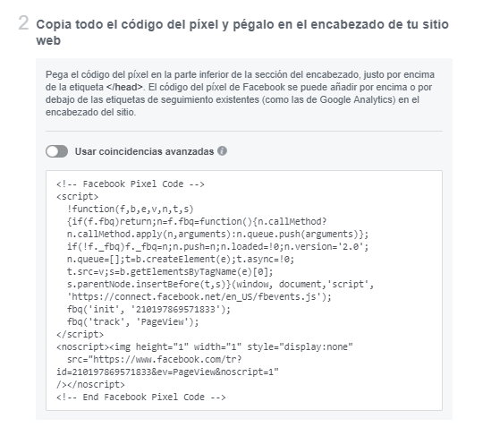Pixel de Facebook: Guía completa para entender y configurarlo en 2019 8