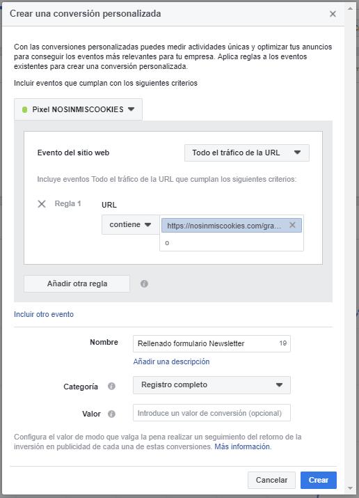 Pixel de Facebook: Guía completa para entender y configurarlo en 2019 11