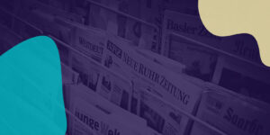 Enlaces en periódicos con PrensaRank