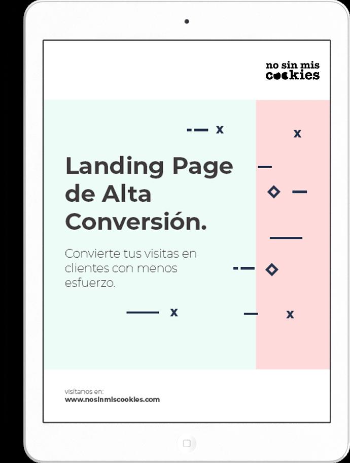Ebook Landing Page 1